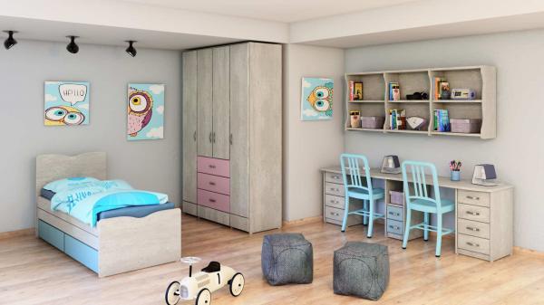 חדר ילדים 406