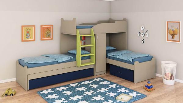 מיטת קומותיים ר דגם חלומית 5