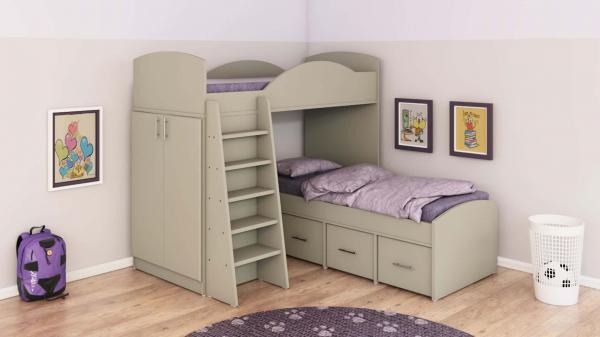 מיטת קומותיים ר דגם A256