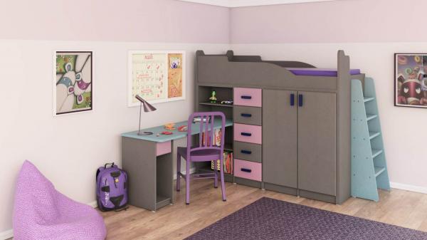 מיטות קומותיים ר דגם חלומית 11