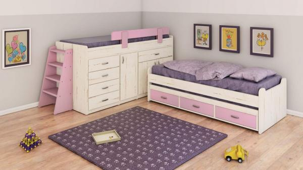 מיטות קומותיים ר דגם 378