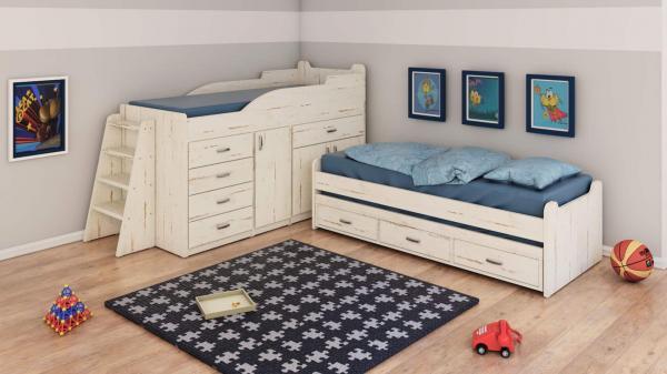 מיטות קומותיים ר דגם 377