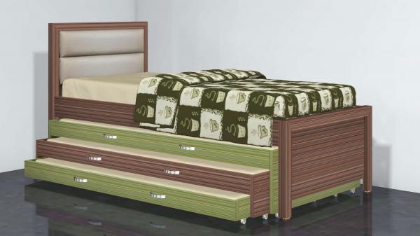 מיטה משולשת דגם 371