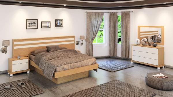 חדר שינה קומפלט דגם 252