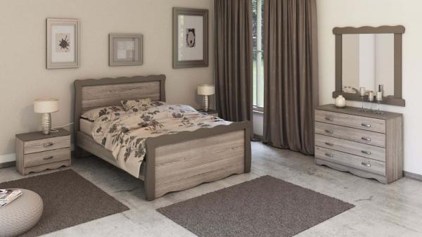 חדר שינה דגם 430